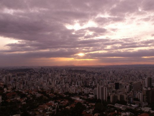 Belo Horizonte, the city with a beautiful horizon