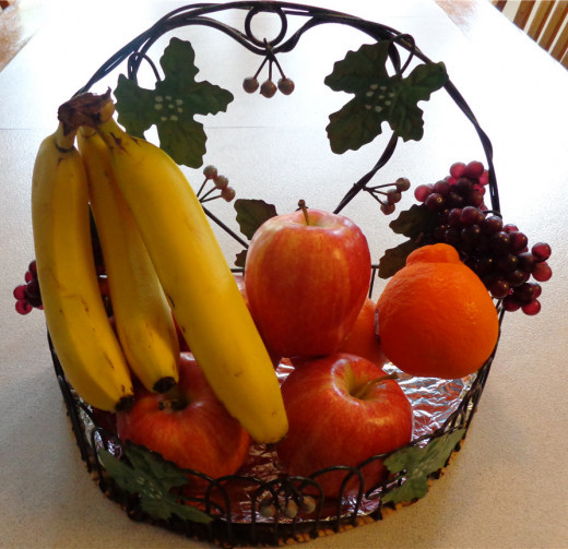 Try fresh fruit for a quick lactose-free, healthy snack!