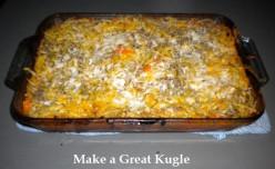 A Recipe for Great Kugel (Kugle): Potato Cheese Casserole
