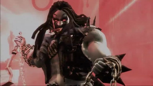 Lobo, the first DLC character