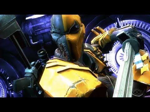 Many people say that people spam with Deathstroke's guns while playing online.