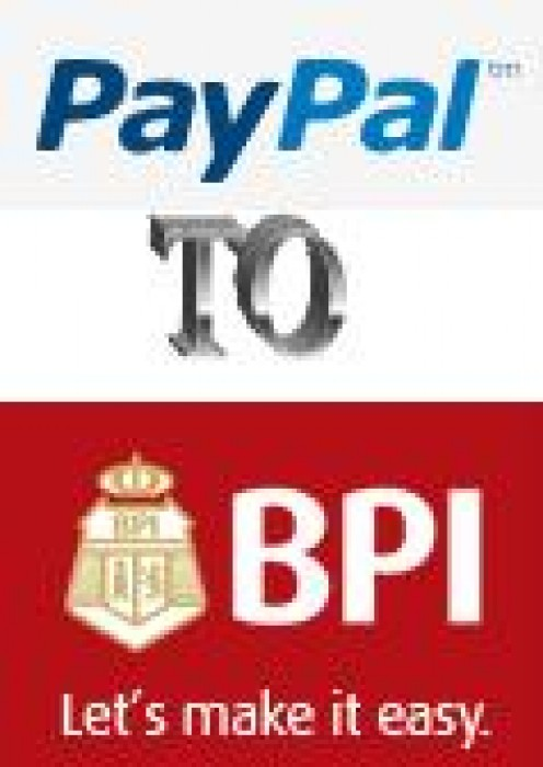 Tutorial on How to Transfer Paypal to BPI