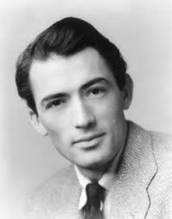 The Actor Gregory Peck