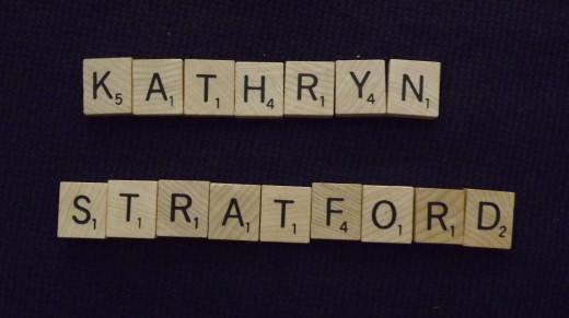 KATHRYN STRATFORD