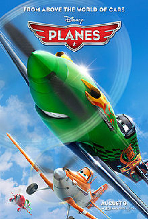 From the world of Cars comes Planes