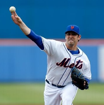 "Matt ""Real Deal"" Harvey, SP, New York Mets"