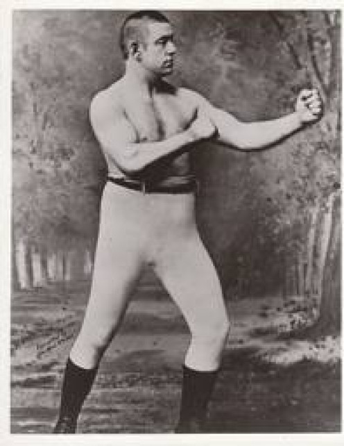 John L. Sullivan was the last bare knuckle heavyweight champion and the first gloved heavyweight champion under the Marquis of Queensbury rules.