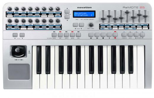 A Keyboard MIDI Controller