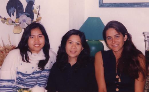 Angel, Aura and Prisana