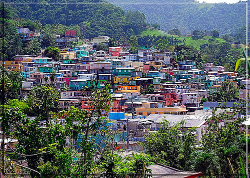 Cities and Towns in Puerto Rico