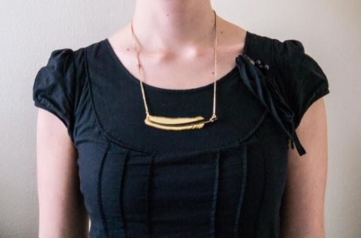 Use statement jewellery