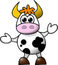 Cows produce more milk when certain music is played.