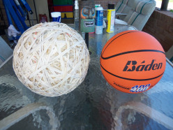 The World's Biggest Rubber Band Ball