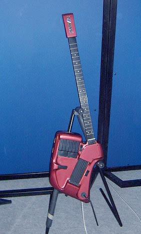 A Guitar MIDI Controller.