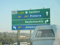 Soweto, South Africa:  Taxicab Confessions Part 2.