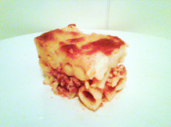 How to make Pastitsio!