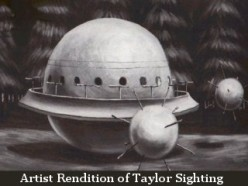 Criminal Investigation Into A UK UFO Assault