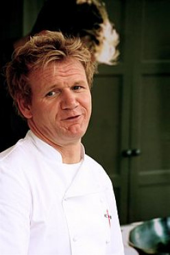 Chef Gordon Ramsay restores hope to reality television