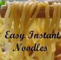Easy Noodles Recipe - DIY Pot Noodle!