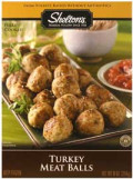 Suggested Favorite: Shelton's Fully Cooked Frozen Organic Turkey Meatballs