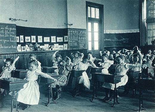 School Class exercises