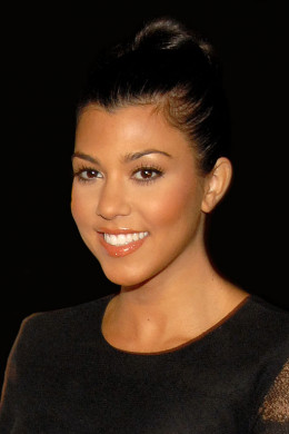 Kourtney is a mom of two.