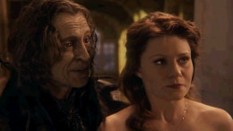 Rumplestiltskin and Belle