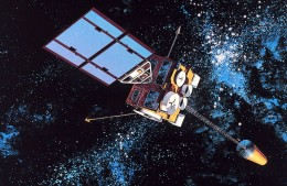 GOES-8 weather satellite