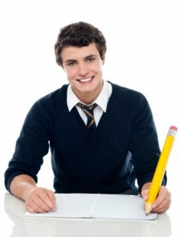 Study hard and get good grades to show your parents that you can live up to your promises.