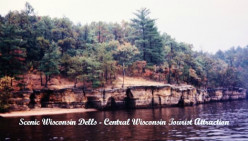 Wisconsin Attraction ~ See Pictures of Scenic Wisconsin Dells