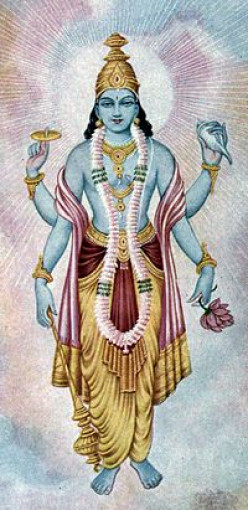 Myth of Lord Vishnu!