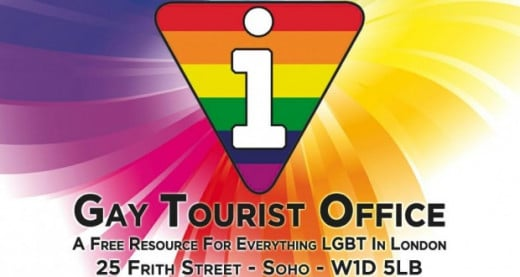 Gay Tourist Office in London