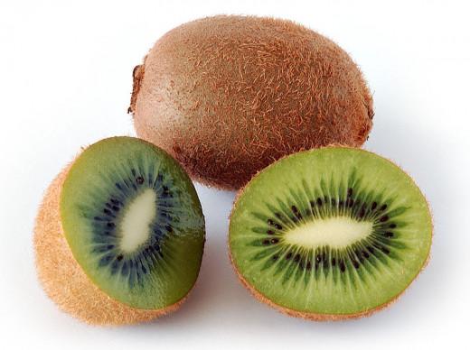 Pic of Healthy Kiwi Fruit