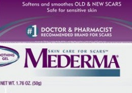 Mederma skin care for scars reviews