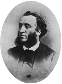 Jules Ferry photographed by Félix Nadar