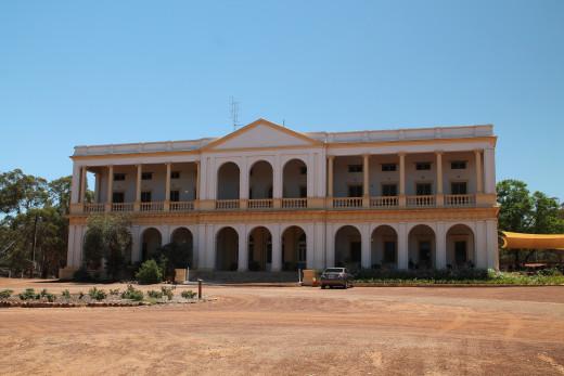Hotel at New Norcia, Western Australia