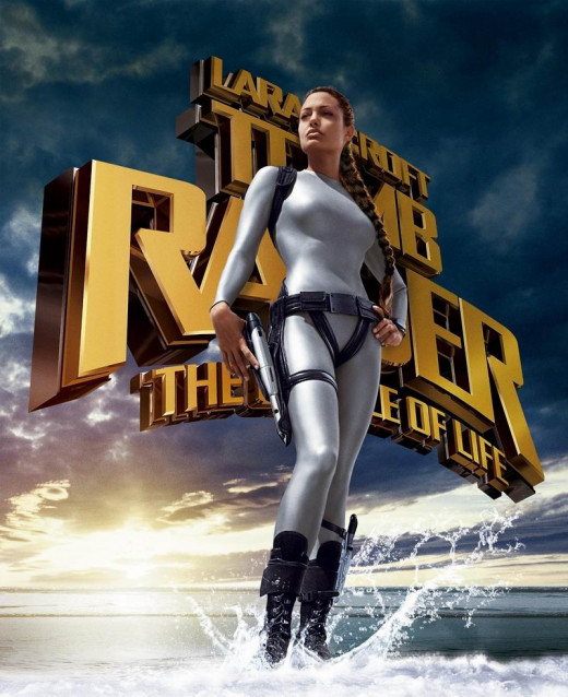 Lara Croft: The Cradle of Life (2003)