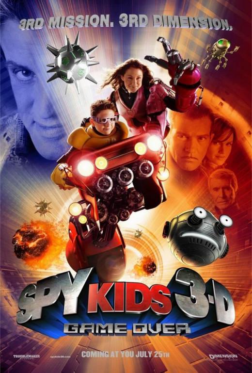 Spy Kids 3D (2003)