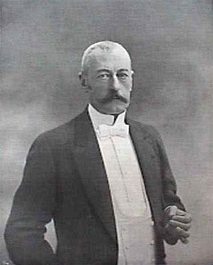Pierre Waldeck-Rousseau photographed by Félix Nadar