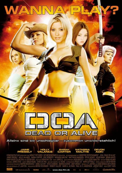 DOA - Dead or Alive (2006)
