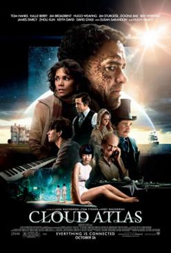 Cloud Atlas:  A Masterpiece in Film