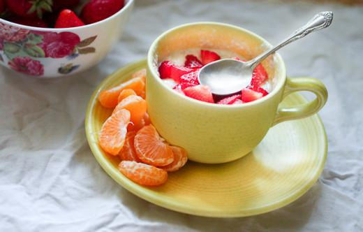 Oats Porridge for children