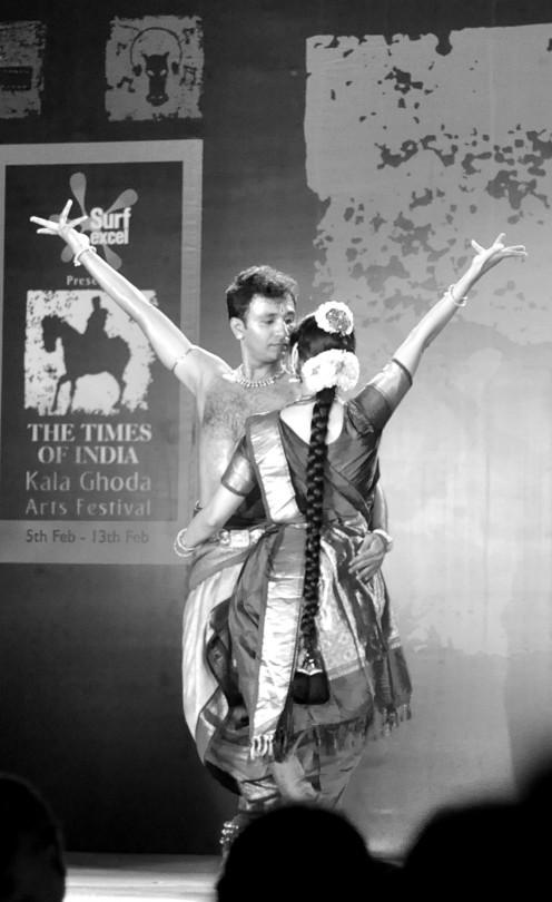 Classical Dance, Kala Ghoda Art festival