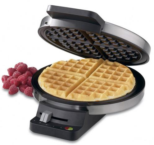 The Cuisinart Waffle Maker - Waffles Made easy