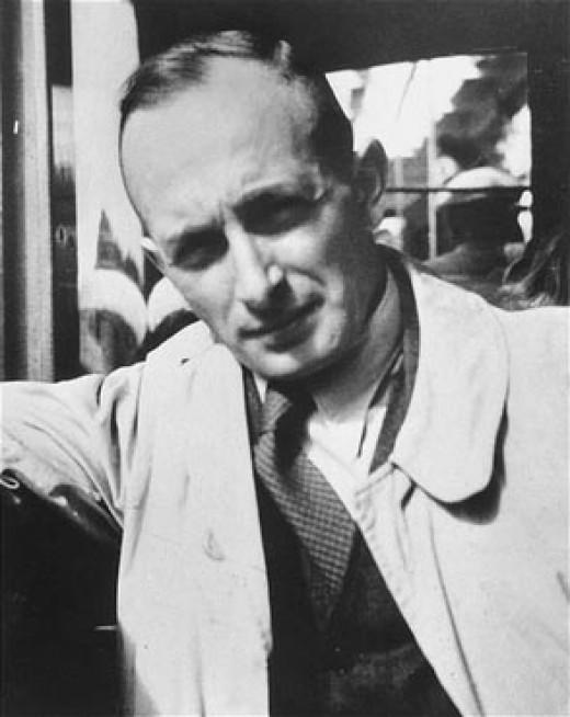 Adolf Eichmann in Argentina