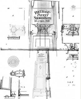 A 19th Century Regency Era Shower