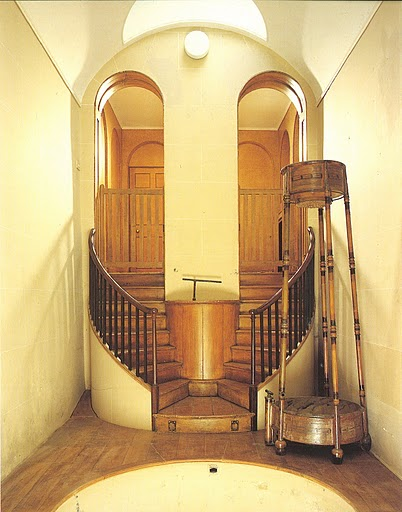 Bath House at Wimpole-Hall