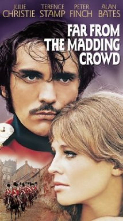 Far from the Madding Crowd film poster