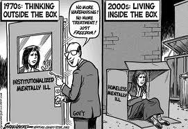 Deinstitutionalization Works?