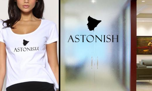 Astonish branding